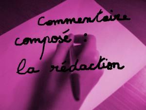 Dissertation ou commentaire compos